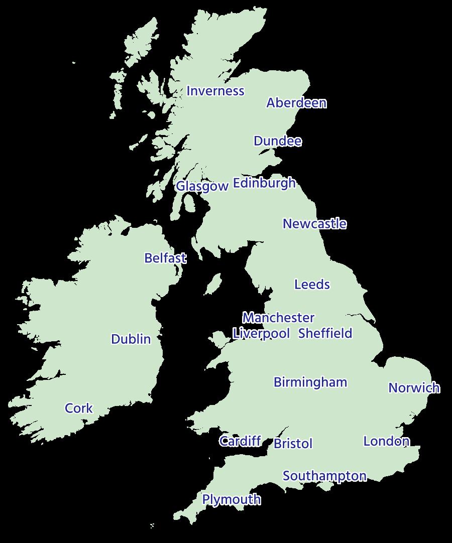 AVG-Map