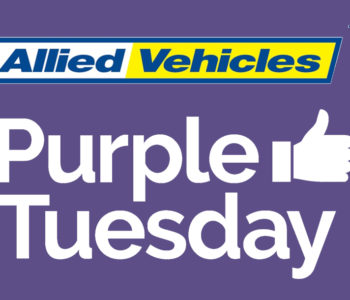 Purple Tuesday AVG